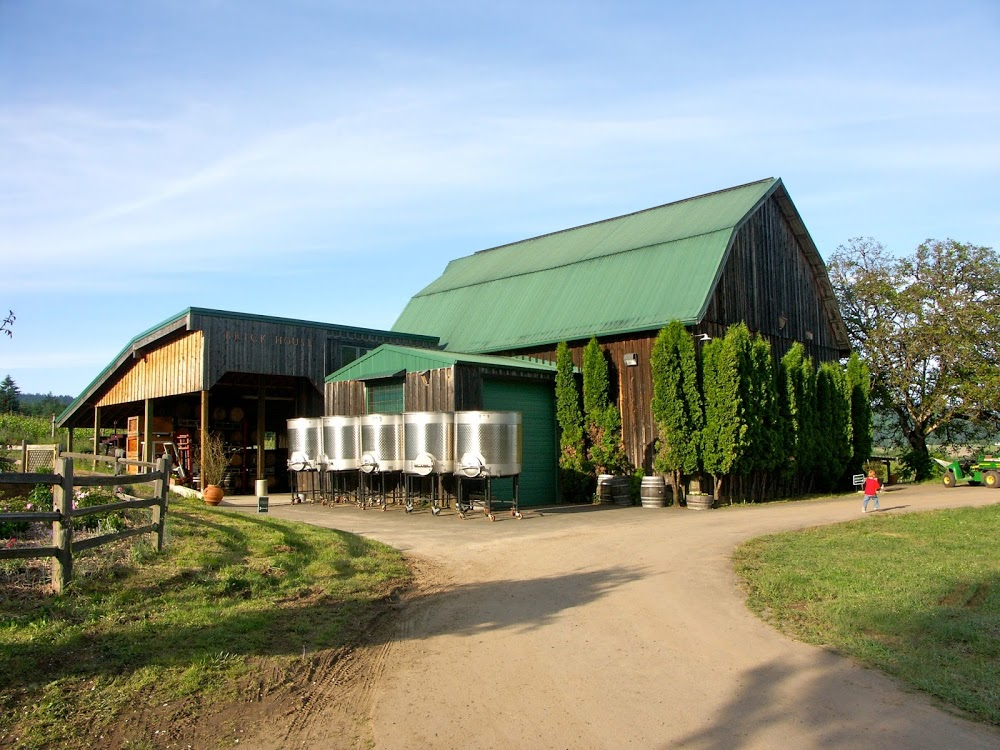 Brick House Vineyards